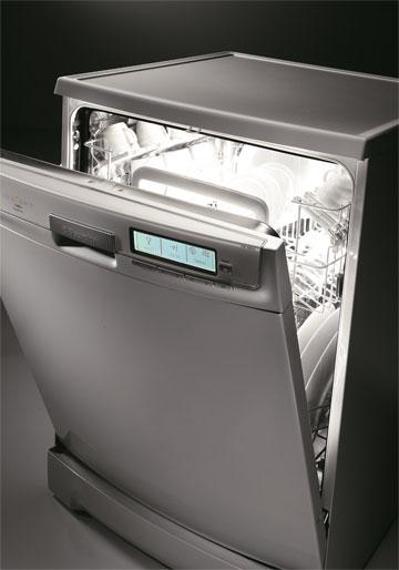 Посудомоечная машина - устройство и принцип работы